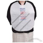 White Disposable Lobster Bib 18