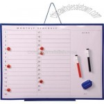 White Magentic Writing Board