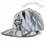 White Shards Flex Cap