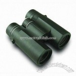 Whitetail 10x42 Black Binocular with Rubber Covering