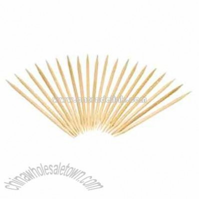 Wholesale Round Wooden Toothpicks