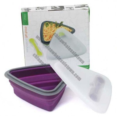 Wholesale Triangular Folding Lunch Box