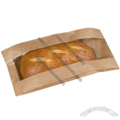 Window-paneled Bread Bags