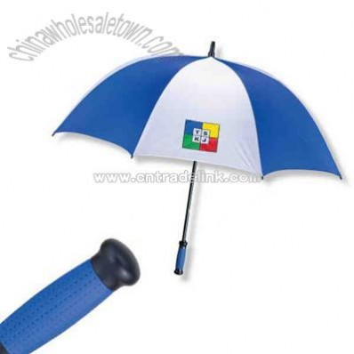 Windproof nylon  golf umbrella