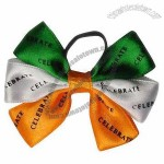Wine Bottle Ribbon Bow With Elastic Band