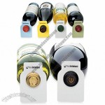Wine Enthusiast Color-Coded Wine Bottle Tags