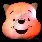 Winnie the Pooh Novelty Colourful LED Pillow Light Pillow