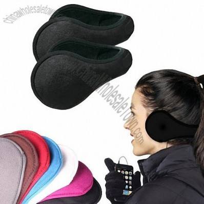 Winter Ear Muffs Behind the Ear Style