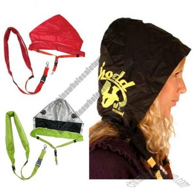 Winter include Rain hood lanyards