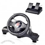 Wired Steering Wheel for PC/PS2/PS3