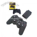 Wireless 2.4GHz Game Controller Joypad for PS2