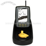 Wireless Fish Finder Fc65 - Portable Base