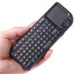 Wireless Mini keyboard 2.4G Rii with Touch Pad and Laser