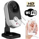 Wireless Night Vision WiFi Camera - Motion Detection IP Camera
