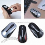 Wireless Optical Mouse with Radio Frequency of 27MHz and Sleeping Function