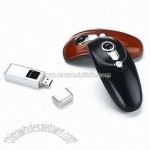 Wireless Presenter Optical Mouse