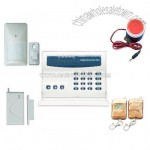 Wireless and Wired Security Burglar Alarm