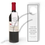 Witty Quote Wine Tag