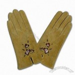 Women' s and Men' s Goat Leather Gloves
