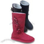 Women's Boots with Imitation Fur Lining