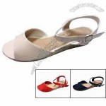 Women's Espadrilles/Sandals with Jute Outsole
