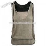 Women's Knitted Tank Top