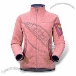 Women's Windbreaker with Two Hand Warmer Pockets