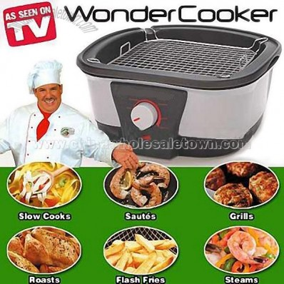 Wonder Cooker - As Seen On TV