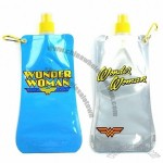 Wonder Woman - 20oz Reusable Folding Drinkware Bottle