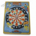 Wood Magnetic Dart Board