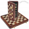 Wood Magnetic Folding Chess Set - 7