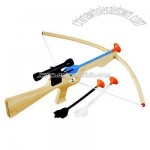 Wood Rifle Novelty Crossbow