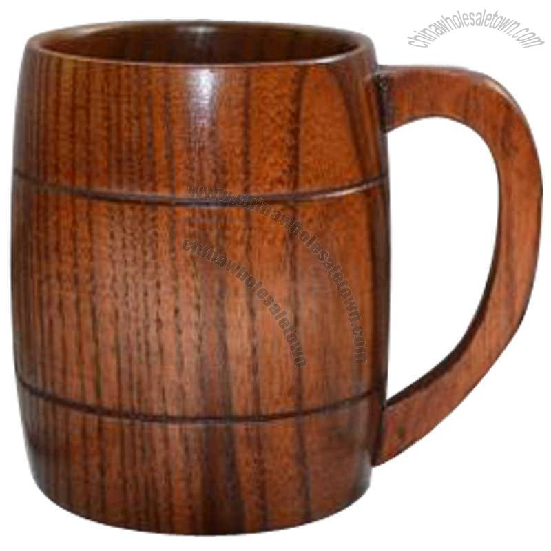 Cheap Personalized Wedding Beer Mugs : Wooden Beer Mug, Wholesale China Wooden Beer Mug