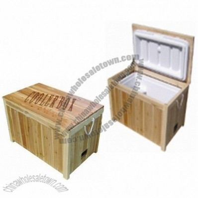 Wooden Cooler Boxes