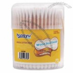 Wooden Cotton Swab