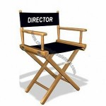 Wooden Director Chair