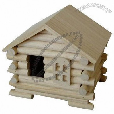 Wooden Insect House 22 x 18 x 22cm