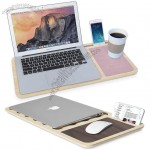 Wooden Macbook Mobile Lap Desk