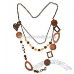 Wooden Necklace