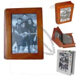 Wooden Photo Frame/album