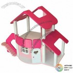Wooden Play House, Doll House