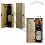 Wooden Single Wine Gift Box