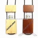 Wooden USB Flash Memory Stick