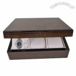 Wooden Watch Box, Made of MDF