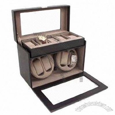 Wooden Watch Display Box