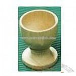 Wooden Wine Cup