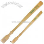 Wooden backscratcher with plastikote finish