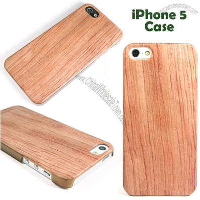 Wooden iPhone 5 Veneer Cases