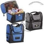 WorkZone Dual Compartment Lunch Cooler