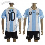 World Cup Argentina # 10 MESSI Football Soccer Jerseys